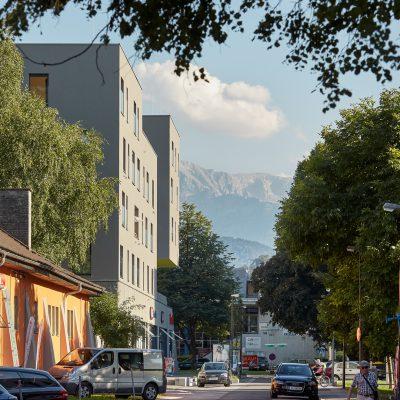Ginzkeyplatz Salzburg