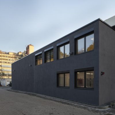 Feuerwache Klinikum Aachen