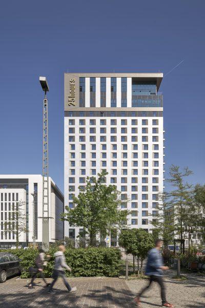 25hours HOTEL <p> Düsseldorf